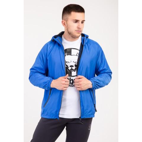 Чоловіча вітрозахистна куртка
